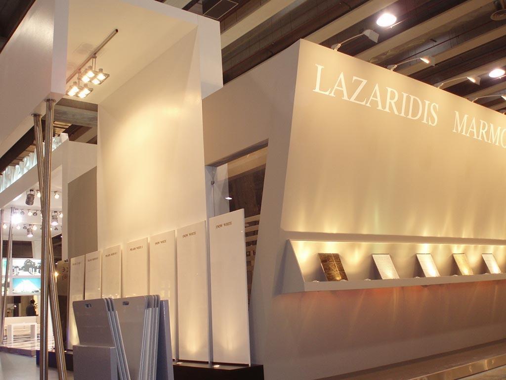 Marble Lazaridis