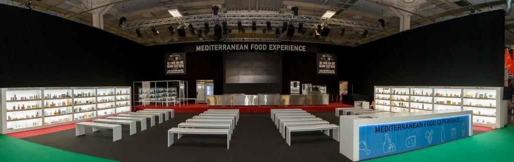 MEDITERRANEAN FOOD-FOOD EXPO-ATHENS