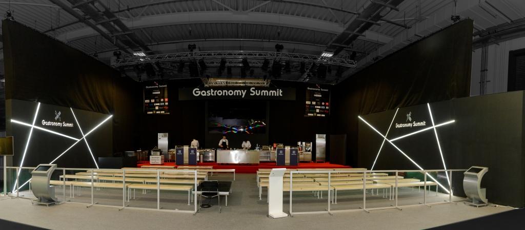 GASTRONOMY SUMMIT- XENIA - ATHENS
