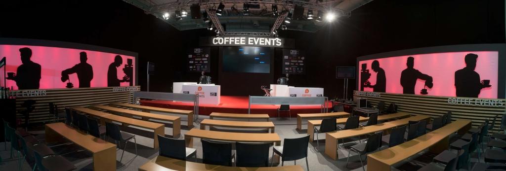 COFFEE EVENTS-HORECA-ATHENS