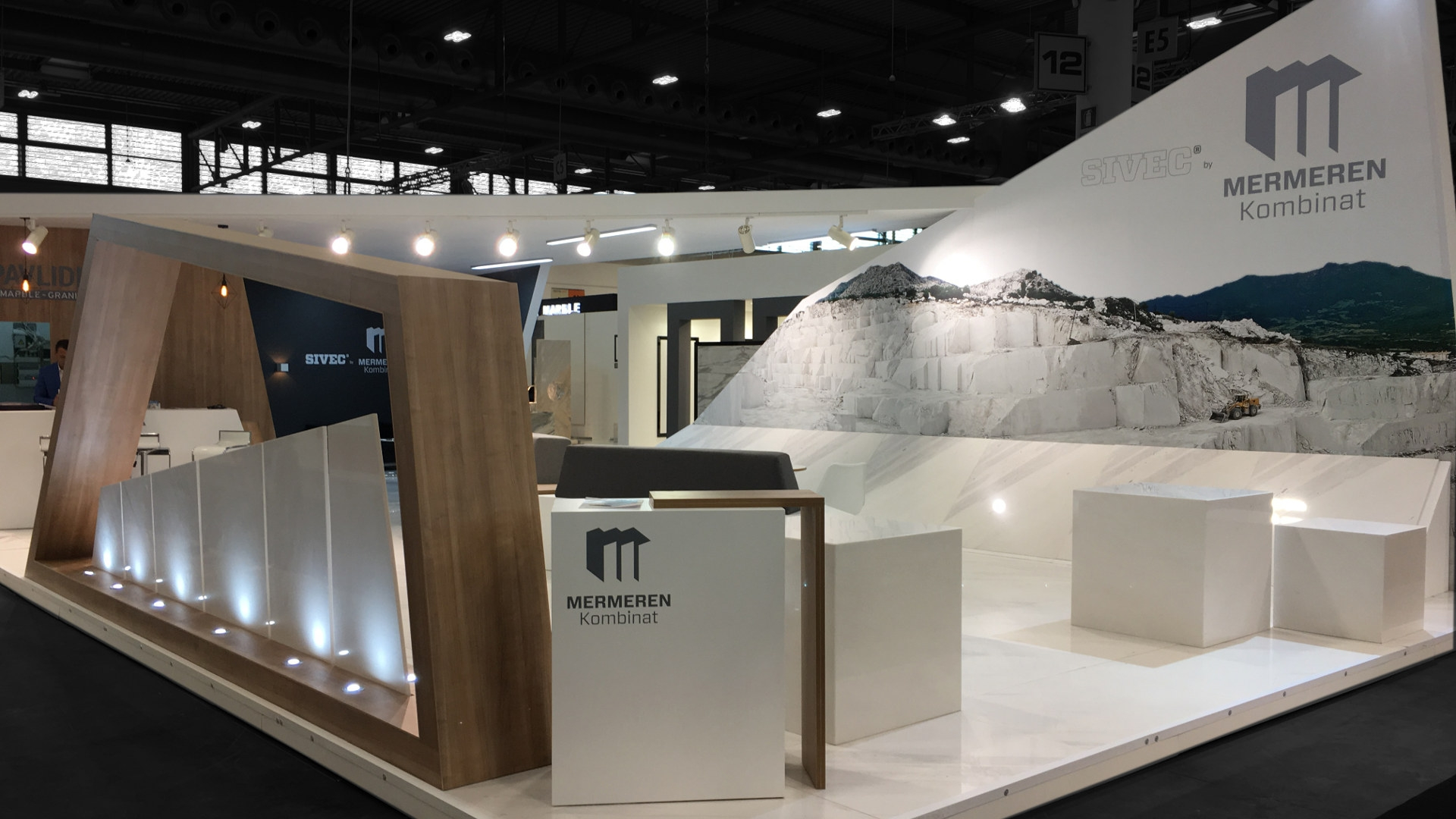 2nd PRIZE STONE INTERNATIONAL - MARMOMACC VERONA 2018 -MERMEREN